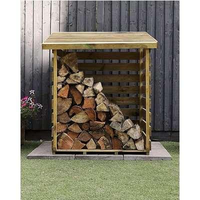 Mercia Pressure Treated Single Log Store