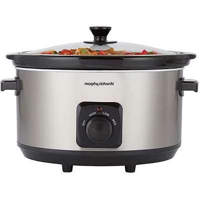 Morphy Richards 461013 6.5L Slow Cooker