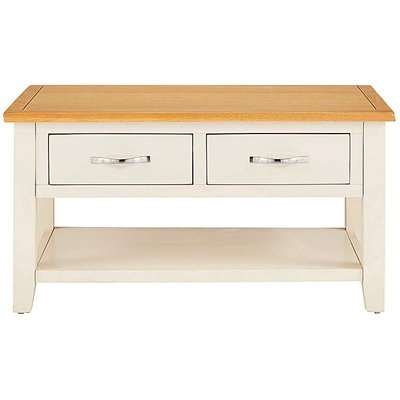 Norfolk Two Tone Coffee Table