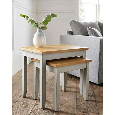 Norfolk Two Tone Nest of Tables
