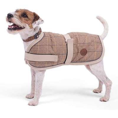 Petface Tweed Dog Coat