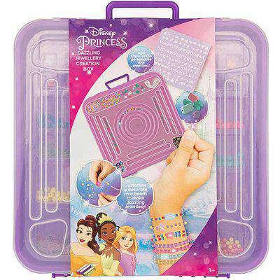 Princess Jewellery Craft Box