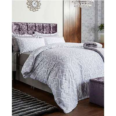 Rimini 300 Cotton Sateen Duvet Cover Set