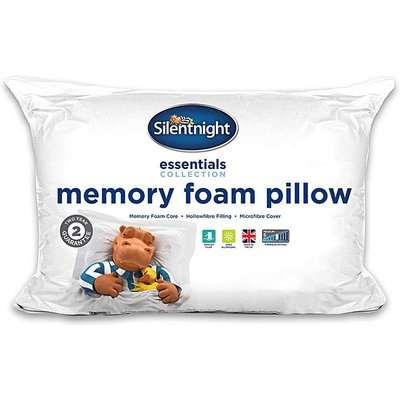 Silentnight Memory Foam Pillow