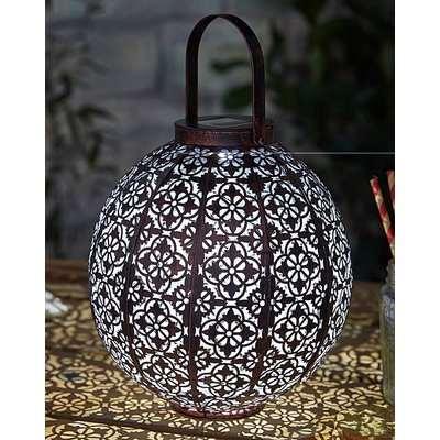 Smart Garden Damasque lantern
