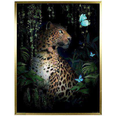 Summer Thornton Leopard Wall Art