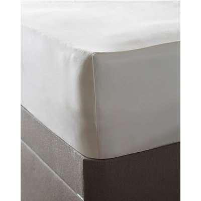 1000 TC Cotton Sateen Deep Fitted Sheet