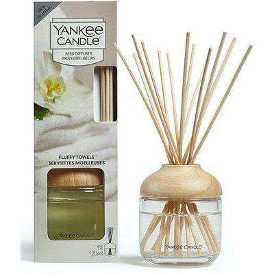 Yankee Candle Diffuser Fluffy Towels