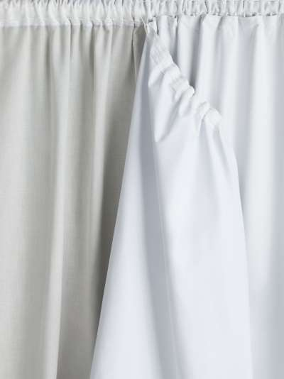 ANYDAY John Lewis & Partners Blackout Lining for Pencil Pleat Curtains, Natural