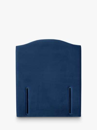 John Lewis & Partners Charlotte Full Depth Upholstered Headboard, Double