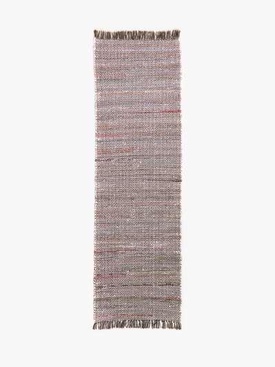 ANYDAY John Lewis & Partners Chindi Runner Rug, L240 x W70 cm, Blue