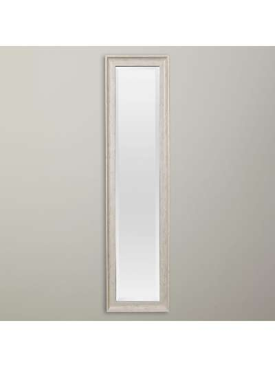 John Lewis & Partners Coastal Textured Full Length Mirror, 120 x 40cm