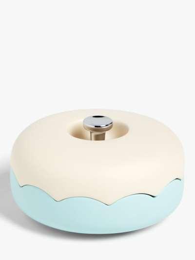 John Lewis & Partners Colour Block Resin Trinket Box