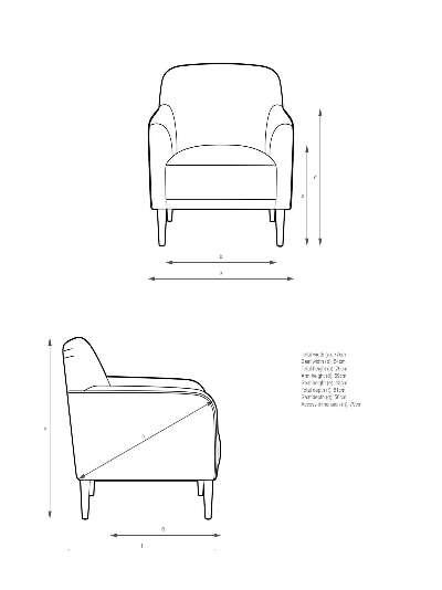 John Lewis & Partners Compact Armchair
