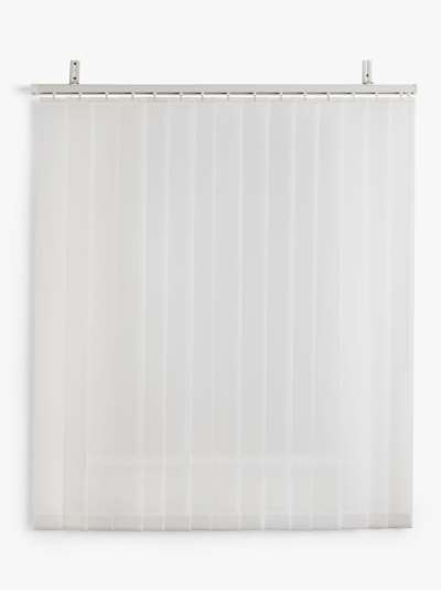 ANYDAY John Lewis & Partners Daylight Vertical Blind, White
