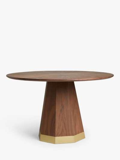 John Lewis & Partners Pedestal 4 Seater Dining Table