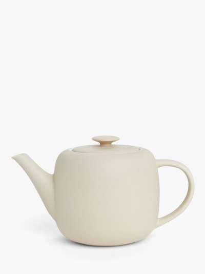 John Lewis & Partners Puritan 4 Cup Teapot, 1.1L