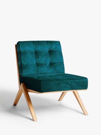 John Lewis & Partners + Swoon Vinci Cocktail Armchair