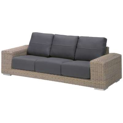 4 Seasons Outdoor Kingston 3-Seater Garden Sofa