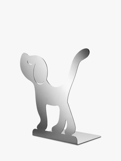 Alessi Dog Bookend