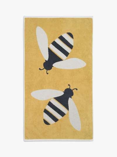 Anorak Bees Bath & Hand Towel Bale, Multi