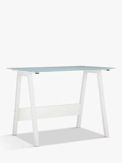 ANYDAY John Lewis & Partners James Desk, White