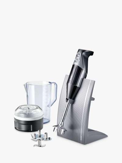 bamix SwissLine Hand Blender, Black