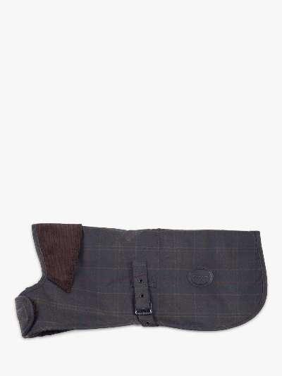 Barbour Tartan Wax Dog Coat, Multi