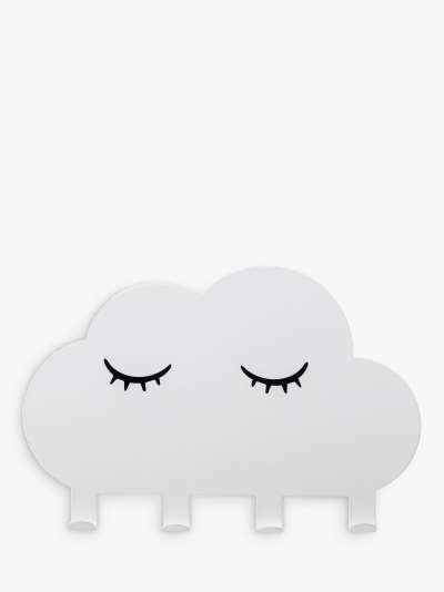 Bloomingville MINI Cloud Coat Rack, White