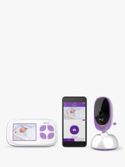 BT Video Smart 2.8inch Screen Baby Monitor