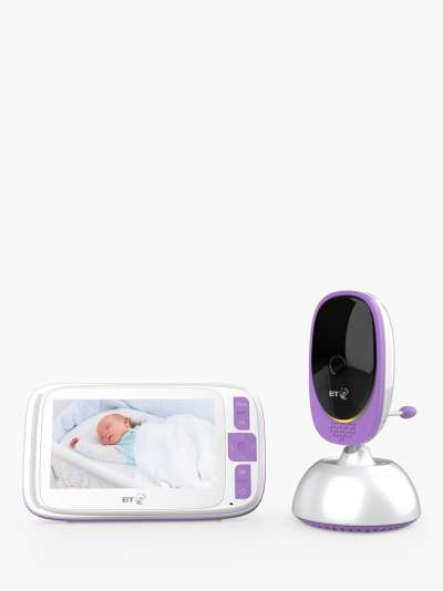BT Video Smart 5inch Screen Baby Monitor