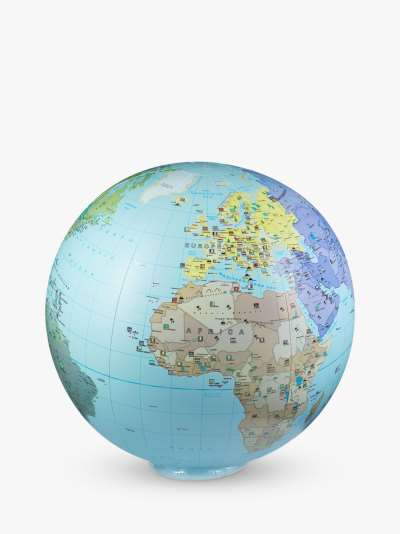 CALY World Giant Inflatable Globe
