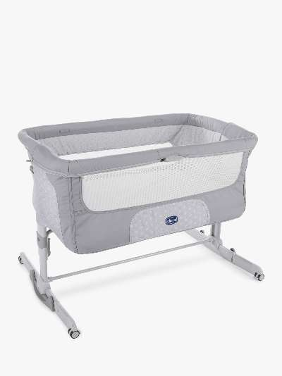 Chicco Next 2 Me Dream Bedside Crib, Luna