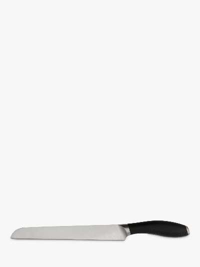 Circulon 8-Inch Stainless Steel Soft-Grip Handle Slicer Kitchen Knife, 20cm