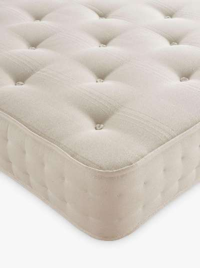 John Lewis & Partners Classic Eco 1000 Pocket Spring Mattress, Firm Tension, Double