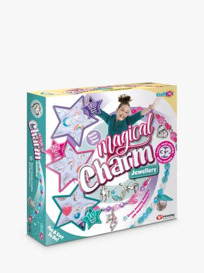 Craft Box Make Your Own Magical Charm Jewellery