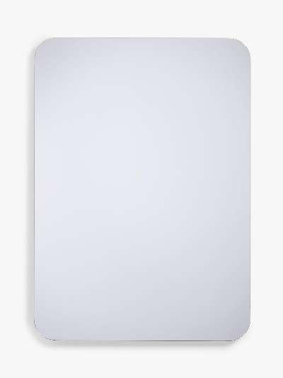 John Lewis & Partners Curve Bathroom Mirror
