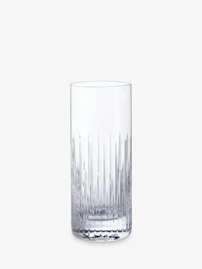 Dartington Crystal Limelight Cut Glass Mitre Decanter, 750ml, Clear