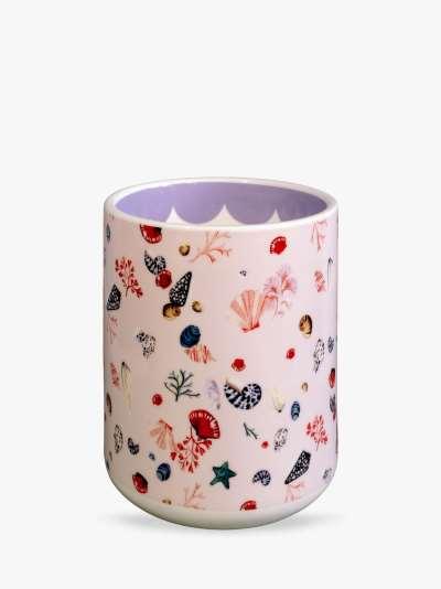Eleanor Bowmer Seashells Pen Pot