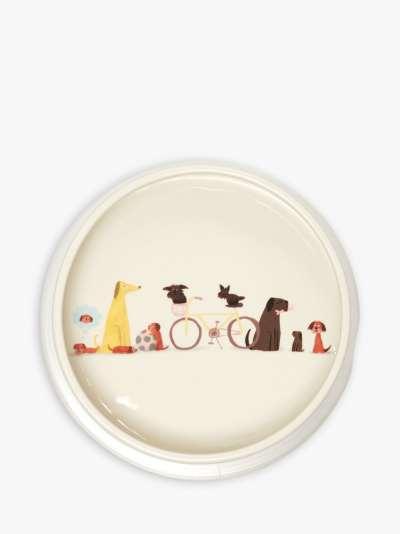 Fenella Smith Bicycle Dog Food Bowl