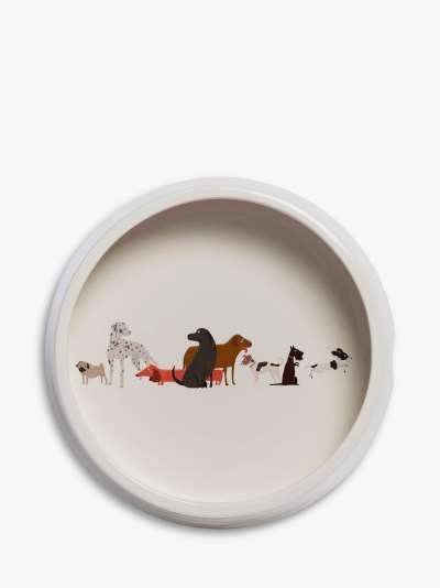 Fenella Smith Dogs Dog Bowl