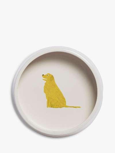 Fenella Smith Golden Retriever Dog Bowl