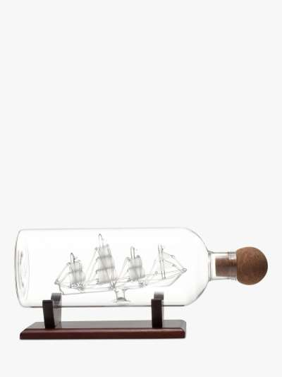 Mixology Ship In A Bottle Decanter, 750ml