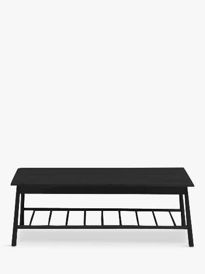 Gallery Direct Wycombe Coffee Table, Black