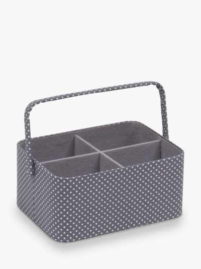 Groves Spot Craft Organiser, Grey