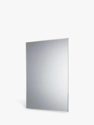 HiB Chamfered Edge Bathroom Mirror