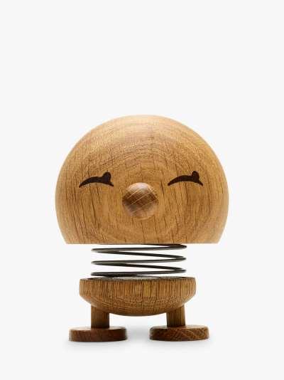 Hoptimist Bimble Desk Ornament, Medium, Oak
