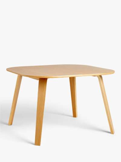 ANYDAY John Lewis & Partners Anton 4-6 Seater Extending Dining Table, Oak