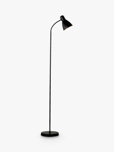ANYDAY John Lewis & Partners Brandon Floor Lamp, Black