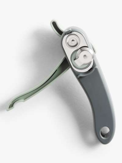 ANYDAY John Lewis & Partners Stainless Steel Can Opener